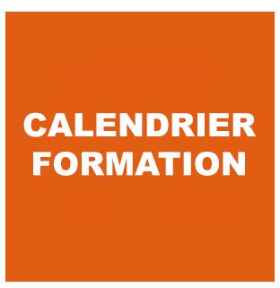calendrier de formation